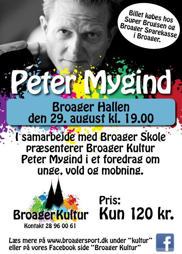 Peter Mygind 29. August 2013