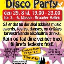 Music Award Disco Party 29. August 2014